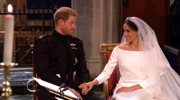 Książę Harry i Meghan Markle. Źródło: Youtube BBC News