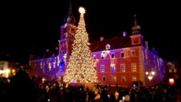 Iluminacje świetlne/ tvn24.pl