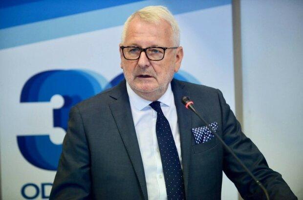 profesor Andrzej Matyja fot. dorzeczy.pl
