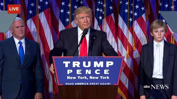 Donald Trump. Źródło: Youtube ABC News