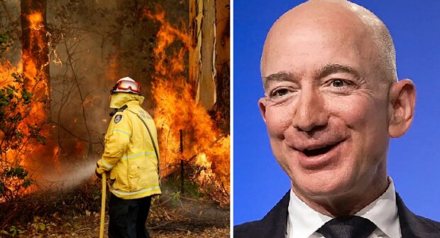 Najbogatszy człowiek na świecie wsparł walkę z australijskimi pożarami. Kwota, którą przekazał jest komiczna
