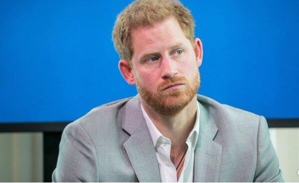 Książę Harry, screen Google