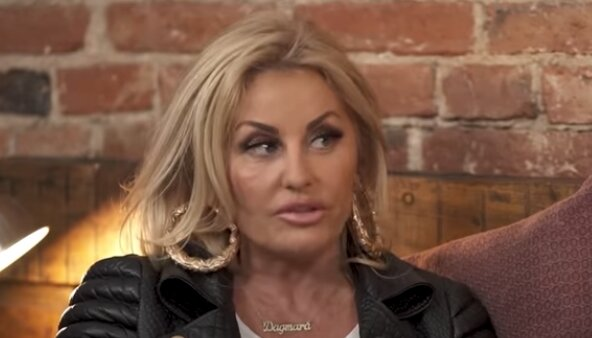 Dagmara Kaźmierska. Źródło: Youtube