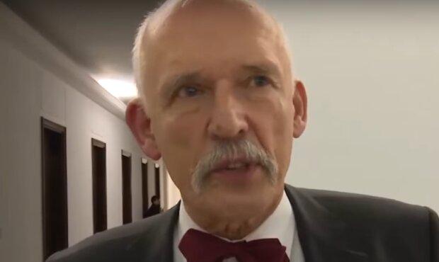 Janusz Korwin-Mikke w jednej chwili stracił 770 tysięcy? Polityk skomentował całą sytuację w barwnym stylu. O co chodzi