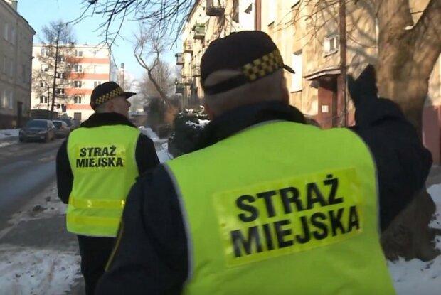 Straż miejska/screen Youtube @ITV Kielce - Urząd Miasta Kielce