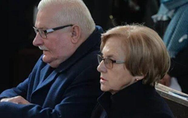 Danuta Wałęsa nie była w stanie powstrzymać łez. Wszystko przez męża. Co się stało
