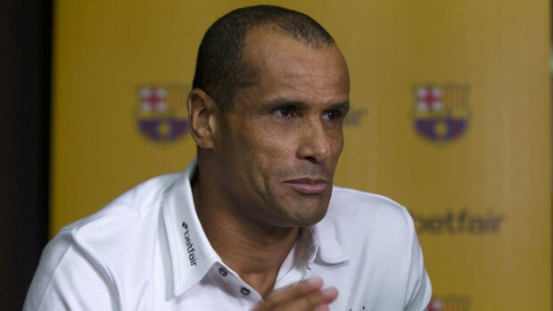 """""""Tylko jeden piłkarz może zagrać w Barcelonie"""". Słynny Rivaldo wytypował następcę Messiego"""