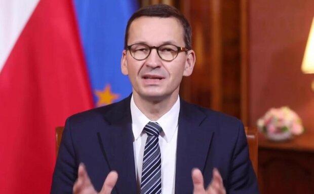 Mateusz Morawiecki/screen Youtube @TVP Info