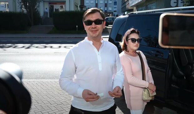 Daniel Martyniuk, Danuta Martyniuk/YouTube PUDELEK