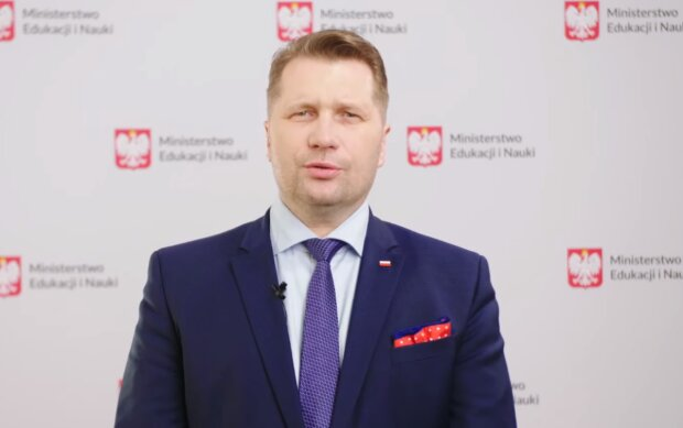 Przemysław Czarnek/YouTube @Ministerstwo Edukacji i Nauki
