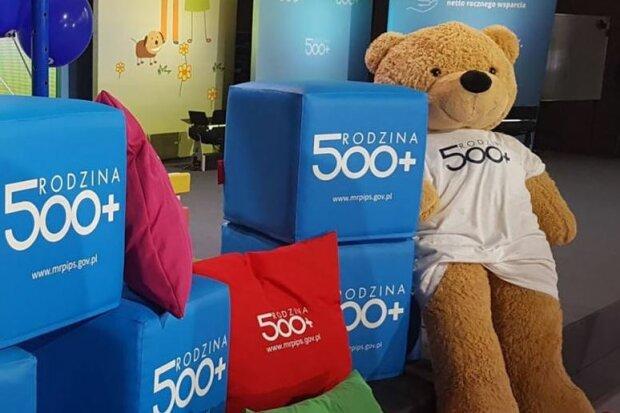 Program 500 + będzie kontynuowany. Screen: nowosci.com.pl