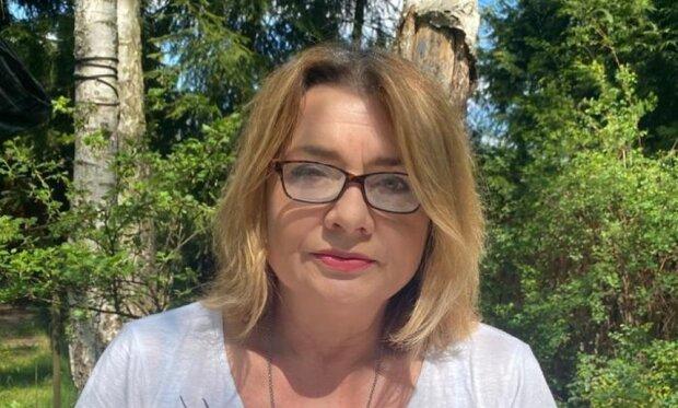 Małgorzata Ostrowska-Królikowska. Źródło: Instagram