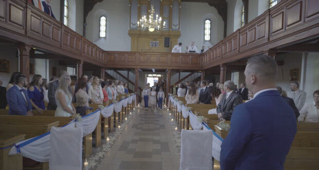 Ślub. Źródło: youtube.com