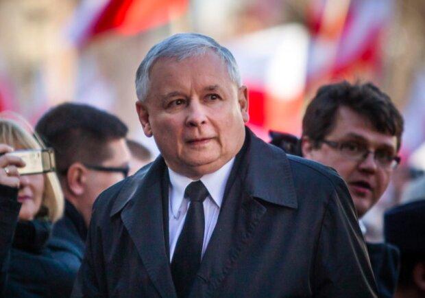 Jarosław Kaczyński / politico.eu