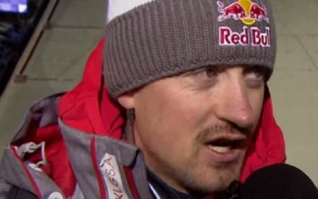 Adam Małysz/screen Youtube @TVP Sport