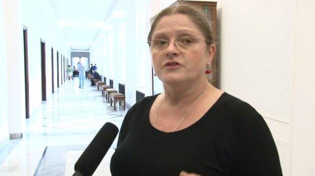 Krystyna Pawłowicz. Źródło: Youtube Prawo i Sprawiedliwość