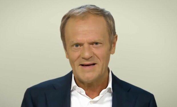 Donald Tusk/screen Youtube @naTemat