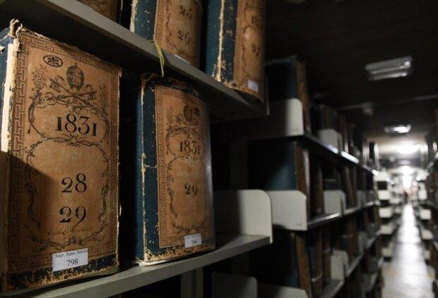 Tajne Archiwum Watykanu Vandeville Eric/ABACA /PAP/EPA
