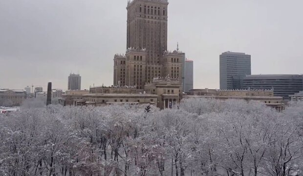 Warszawa. Źródło: Youtube
