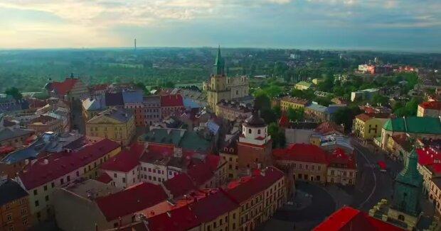 Lublin / YouTube:  Marwel Sky