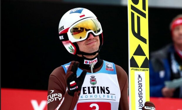 Kamil Stoch/screen Youtube @Skijumping