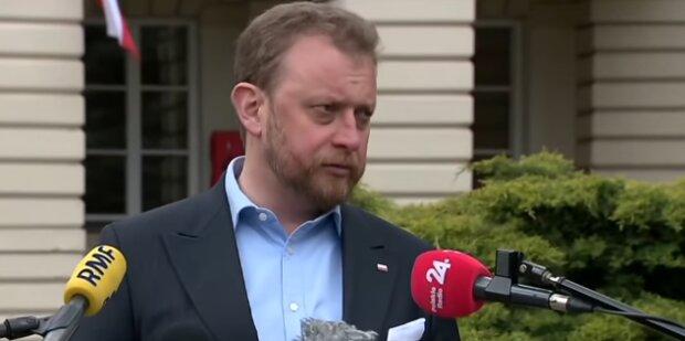 Ważny apel ministra Łukasza Szumowskiego dotyczący maseczek. Epidemia nadal groźna