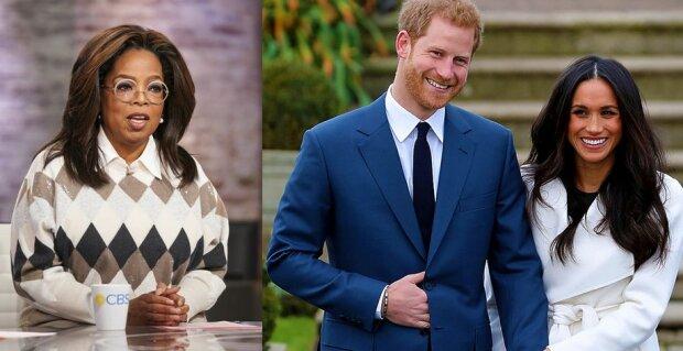 Oprah Winfrey jest zamieszana w aferę w rodzinie królewskiej? Dziennikarka skomentowała decyzję Meghan Markle i księcia Harry'ego