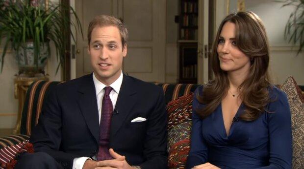 Książę William i księżna Kate. Źródło: Youtube On Demand News