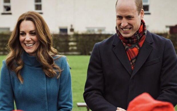 Książę William i księżna Kate. Źródło: Youtube Dla Ciekawskich