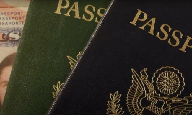 Paszport fot. Youtube