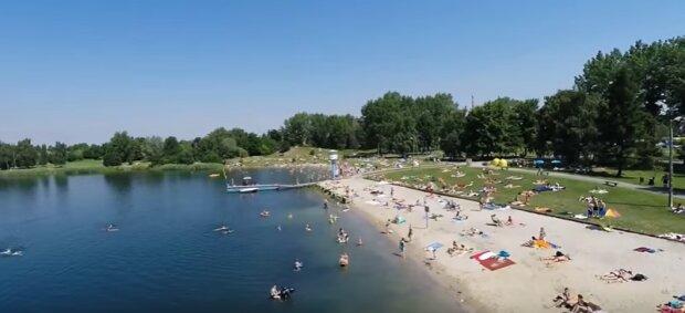 Kraków: otwarto nową plażę i kąpielisko. Działa od czwartku 13 sierpnia