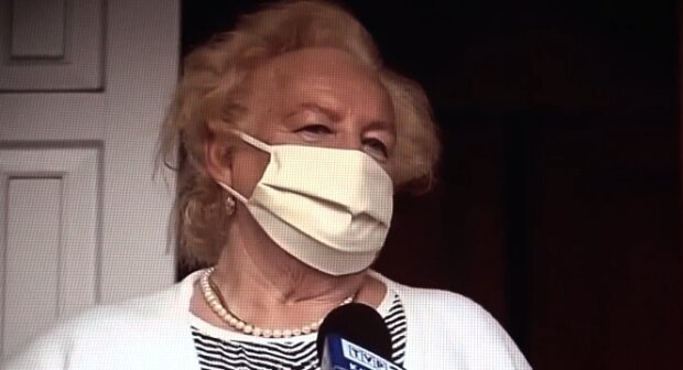 Barbara Penderecka-Piotrowska. Źródło: Youtube