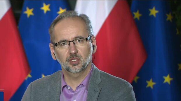 Minister Zdrowia Adam Niedzielski odniósł się do rozbieżności w danych dotyczących liczby zakażeń. Jak ją wyjaśnił