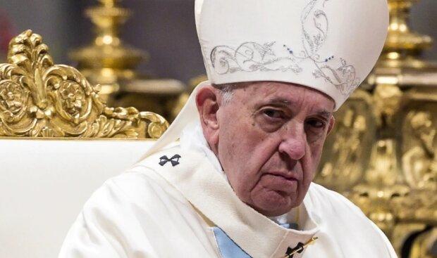 Papież Franciszek. Źródło: wp.pl