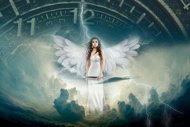 anioł,screen YT