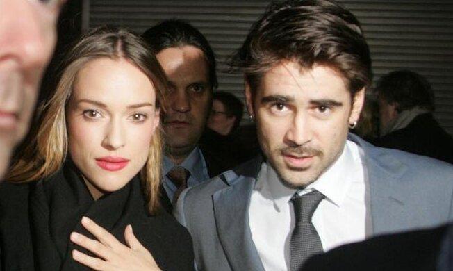 Alicja Bachleda-Curuś i Colin Farrell. Źródło: eska.pl