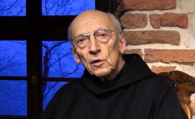 Ojciec Leon Knabit/Youtube @Caritas Polska