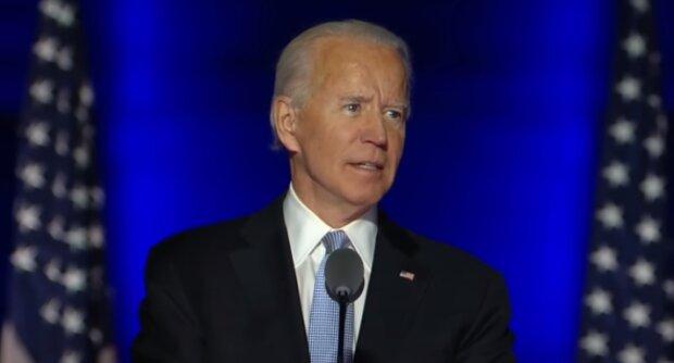 Joe Biden. Źródło: Youtube