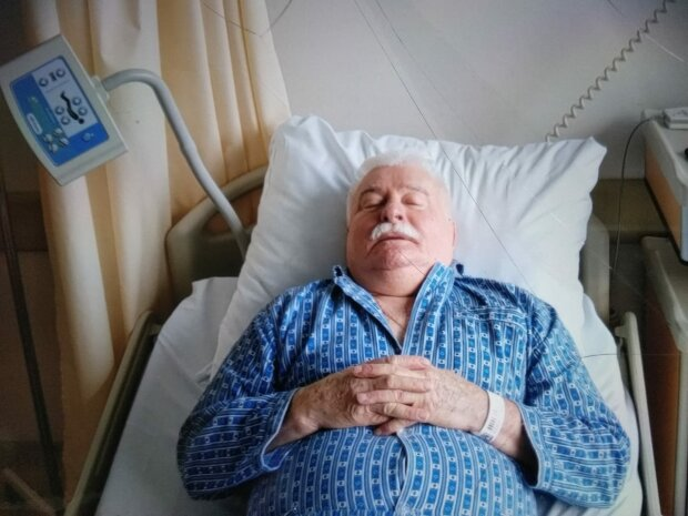 Lech Wałęsa trafił do szpitala. Co ze stanem zdrowia byłego prezydenta