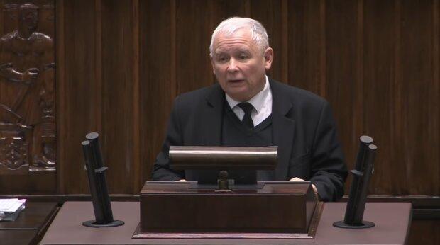 Jarosław Kaczyński. Źródło: Youtube Portal wPolityce