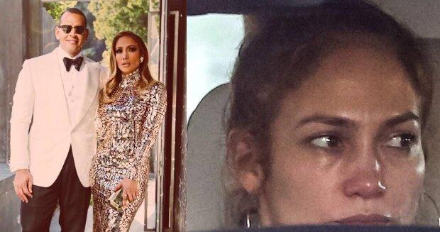 Paparazzi uchwycili ostrą rozmowę Jennifer Lopez z narzeczonym. Ukochany doprowadził piosenkarkę do płaczu