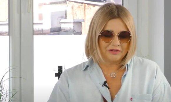 Małgorzata Ostrowska-Królikowska. Źródło: Youtube