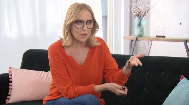 Agata Młynarska. Źródło: Youtube TVN Style