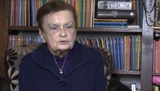 Jadwiga Kaczyńska. Źródło: youtube.com