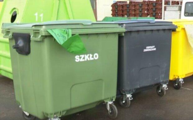 Wywóz odpadów/screen Youtube