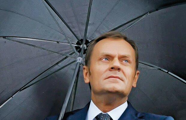 Donald Tusk wrócił do Polski, gdzie czekała na niego rodzina. Jak powitali go najbliżsi