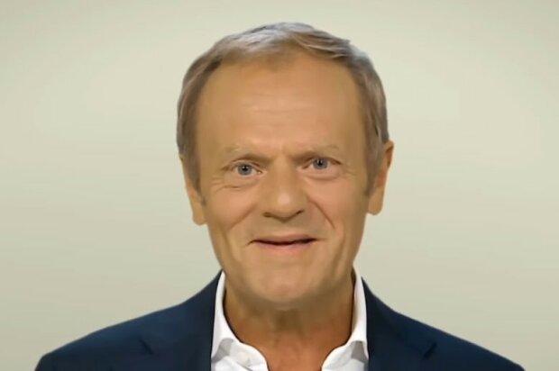 Donald Tusk/screen YouTube @Niezależny Lublin