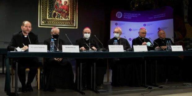 Konferencja Episkopatu Polski YouTube