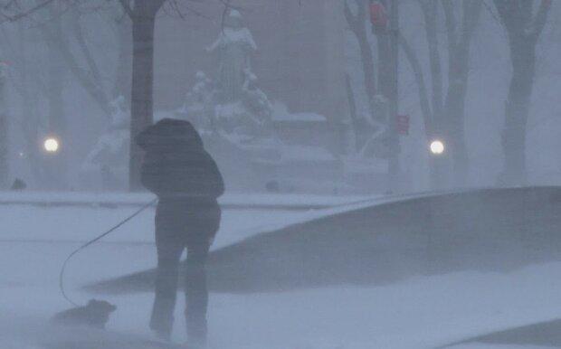 Czeka nas burza śnieżna?/screen Youtube @Extreme Weather Photography,