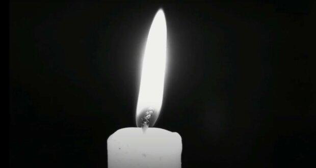 Świeca, odszedł, zmarł, żegnamy YouTube